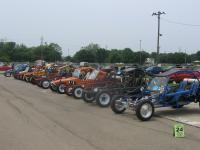 Show Cars from Larry's Spring Nationals