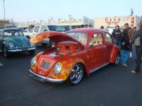 Flamed Beetle with huge engine