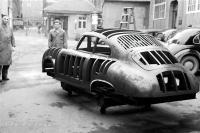 Wood Buck for 356 Porsche