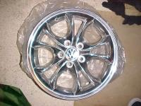 These wheels will end up on my 69 RHD auto square