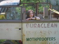 Duraclean 1954 sunroof logostandard