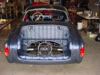 65 Ghia Restoration