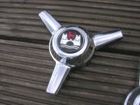 VW hub cap wing nuts