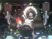 2.7 Double cab Engine