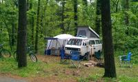 Camping in Brown County Memorial Day
