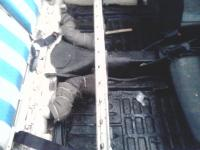 Seat belt bolts