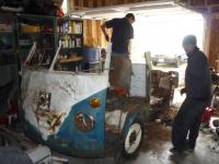 Parting out a '66 Standard