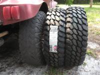 The New Tires