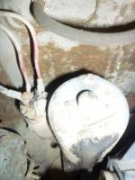 Starter and Solenoid 1969 Westy