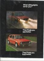 Autobahn Fog Lights Brochure