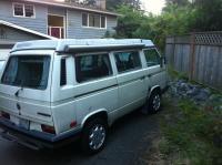 My new 1988 Westfalia