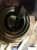 Wheel Bearing job