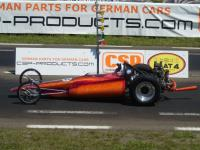 empi dragster in action