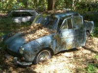 1962 1500 Notchback sunroof # 44018