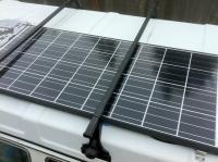 1988 Westfalia Solar Installation