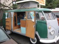 Green Riviera Camper