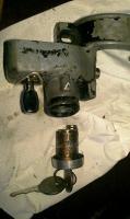 steering lock resto