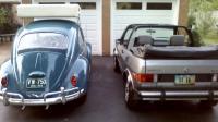 VW plates