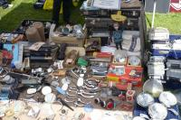 Parts For Sale at Bad Camberg 2011