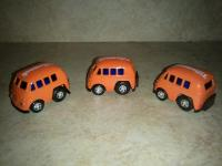 Tillamook cheese bus roll back toy