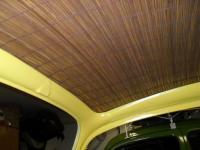 '63 Bug Bamboo Headliner Idea