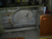 Old Colemen icebox for bus