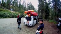 6 Kayak Westy
