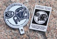 Time Machines 2011 - The VW Badge and Dash Plaque