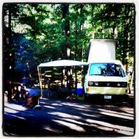 clem's 1st camp trip