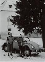 Body Lift VW Bug