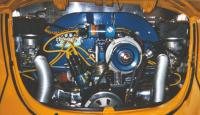 Hawaiian  Super Beetle Engine