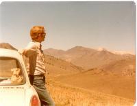 '63 Notch in White Mtns.