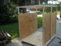 Westy so42 shipping crate