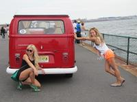 NYC VW Traffic Jam