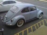 COLOR OF MY 67 VW