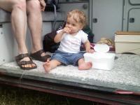 kids, music fest, Vanagon