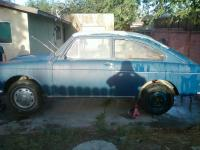 NEW Baby Blue...67 fastback
