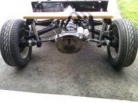 Brent's 69 Fastback Build