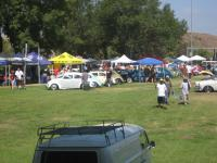 Panorama of the VW Jamboree 2011