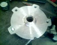 CB Performance brake kit install