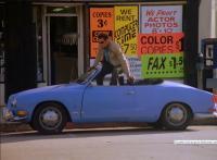 Kramer drives a 70/71 Ghia convertible in Seinfeld