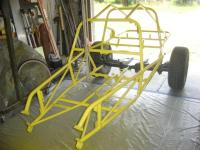 streeter sand rail