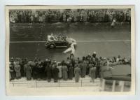 Split Kabrio in parade