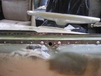 67 deluxe metal repair