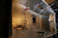 high top interior finishing