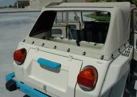 Thing Shop Top with roll up rear window
