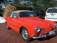 Weber's 1971 Ghia