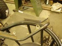 Repairing a Thing top frame