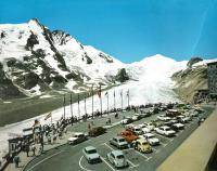 """famous austrian """"grossglockner"""" in the late 60ies..."""