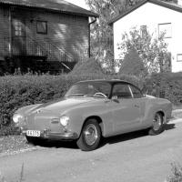 November 1957 Ghia
